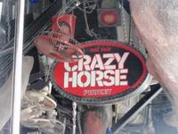 CRAZY HORSEの写真