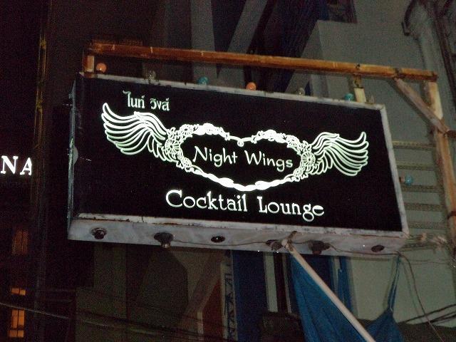 Nigtht Wings の写真