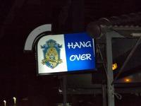 HANG OVERの写真