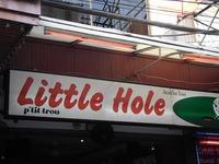 Little Holeの写真