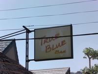 True Blue Bar Image