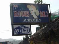 BLONDIES BAR2の写真