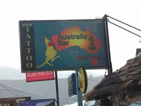 Australia Bar1の写真