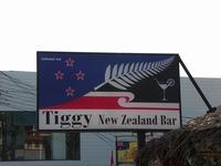 Tiggy New Zealand Bar Image