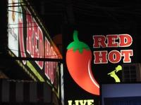 RED HOTの写真