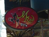 M RED Bar Image