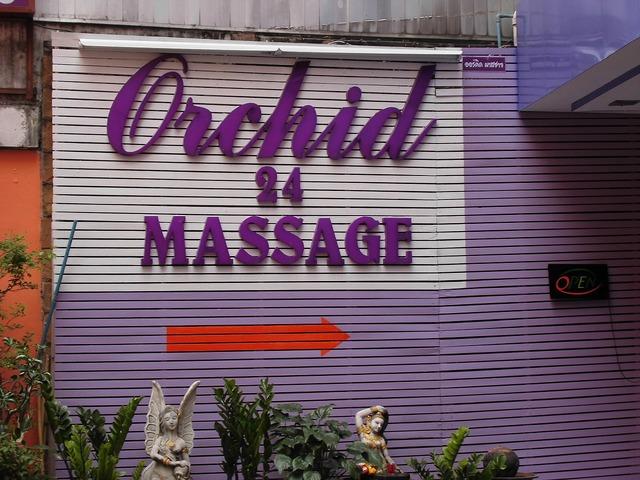 Orchid Massage Image