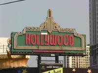 HOLLYWOODの写真