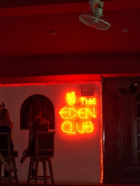 THE EDEN CLUB Image