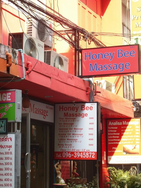 Honey Beeの写真