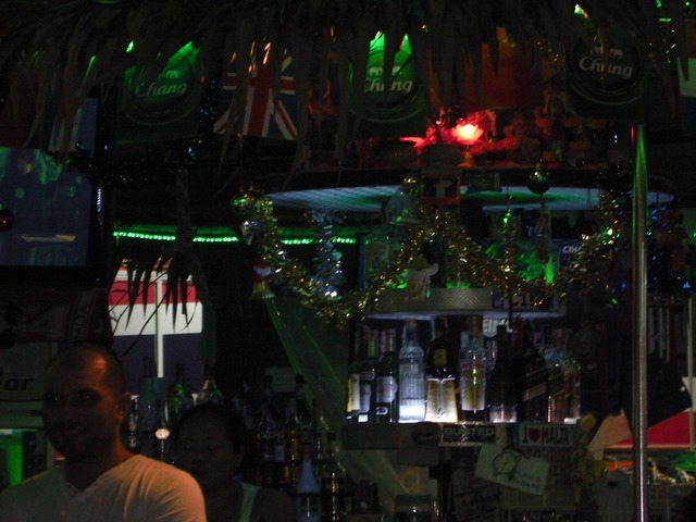 Aussie Bourbon Bar Image