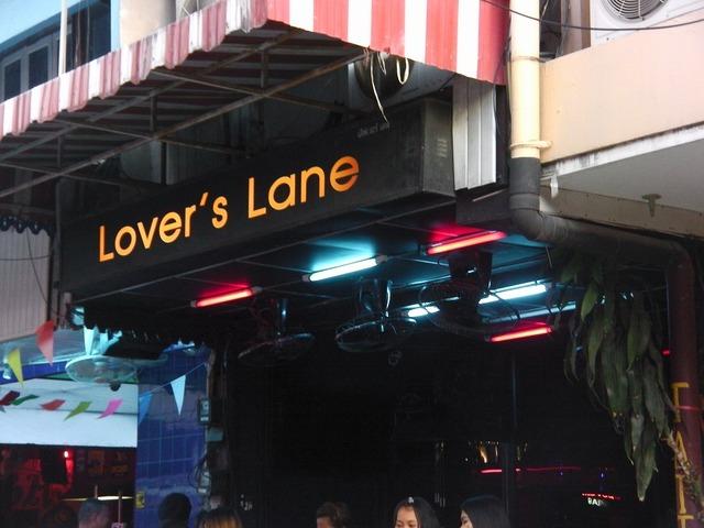 Lover's Laneの写真