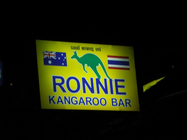 RONNIE KANGAROO BAR Image
