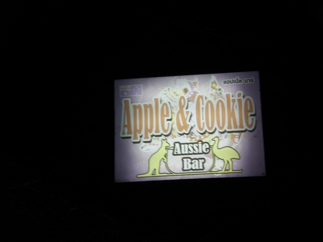 Apple&Cookie Bar Image