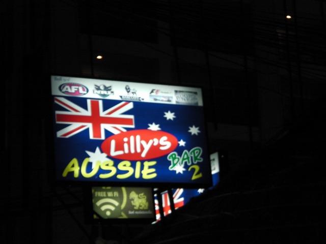 Lilly's AUSSIE BAR2 Image