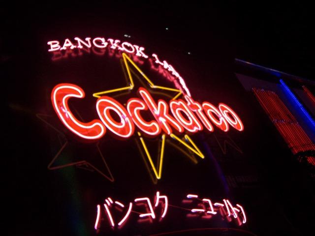 Cockatoo Image